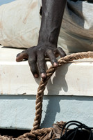 Hand and Rope