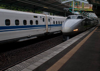 The Bullet Train Arrives