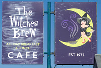 Witches Brew Sign